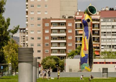 Barcelona. Miró